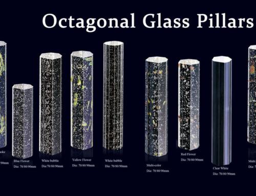 Glass Pillar